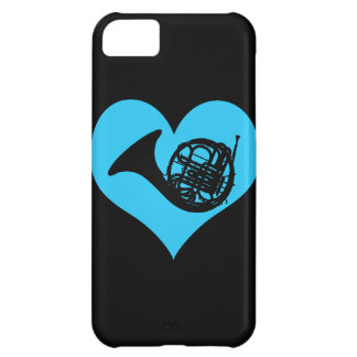 Love French Horn Cover For iPhone 5C