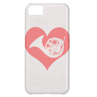 Love French Horn iPhone 5C Case