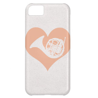 Love French Horn iPhone 5C Cover