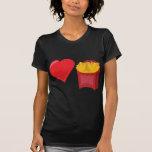 Love Fries!  Customizable: Tshirt