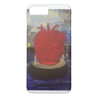 Love from above I phone 7 case