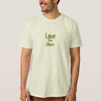 Love from above t-shirt