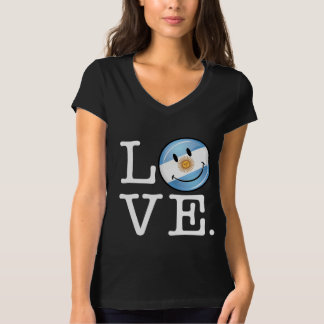 Love From Argentina T Shirt