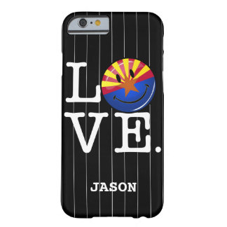 Love From Arizona Smiling Flag Barely There iPhone 6 Case