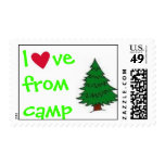 Love From Camp Stamps.