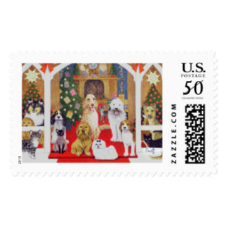 Love from Holly Lodge Postage