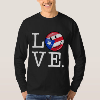 Love From Puerto Rico Shirt