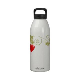 Love Fruit Water Bottle