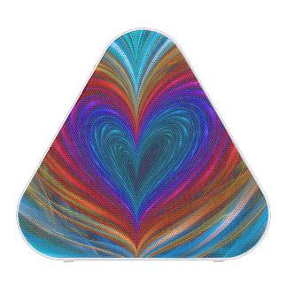 Love Full Of Color Pieladium Bluetooth Speaker