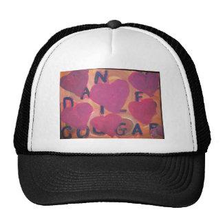 LOVE FUN TRUCKER HAT