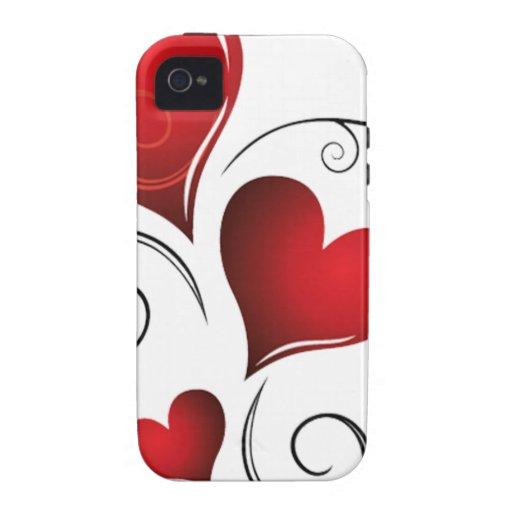 Love Case-Mate iPhone 4 Funda