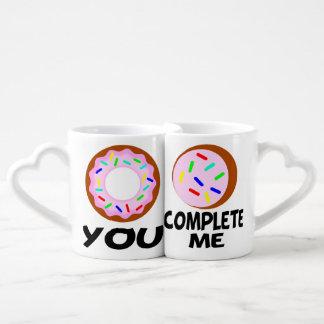 LOVE,funny couple,funny marriage,valentine's day Coffee Mug Set