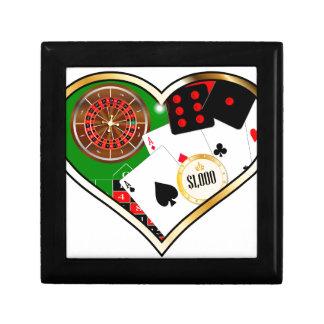 Love Gambling Gift Box