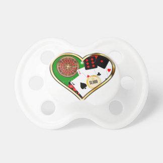 Love Gambling Pacifier