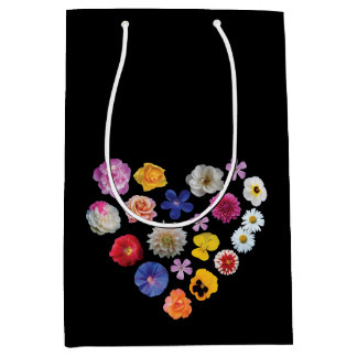 Love Garden Medium Gift Bag