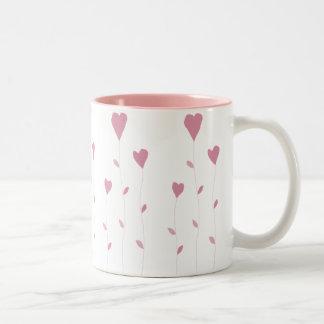 Love Garden mug