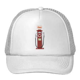 Love Gas Pump Trucker Hat