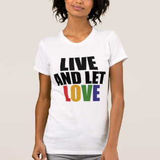 LOVE gay rights are equal rights T-Shirt