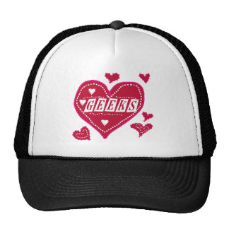 Love GEEKS Trucker Hat
