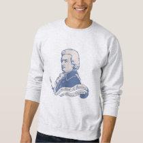 Love = Genius -Mozart Sweatshirt