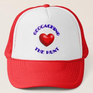 Love geocaching, love the hunt. trucker hat