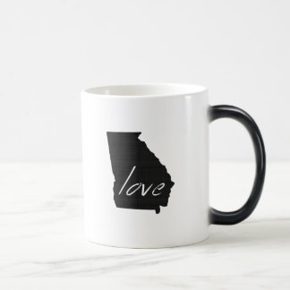Love Georgia Magic Mug