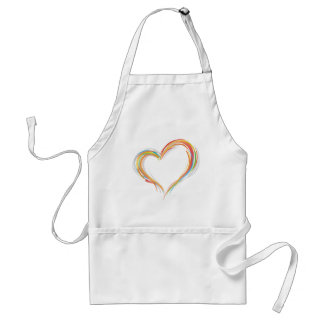 Love Gift Adult Apron