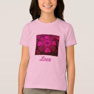 'Love' Girls' T-shirt