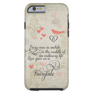 Love gives us a Fairy Tale Wedding iphone 5s case