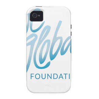 Love Global Foundation Vibe iPhone 4 Covers