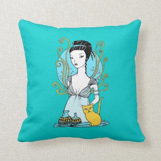 Love Goddess Decorative Throw Pillow