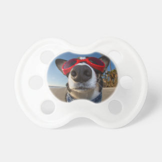 Love Goggles Pacifier