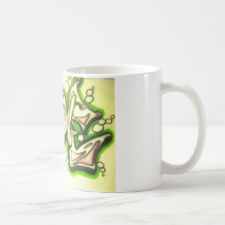 Love Graffiti Classic White Coffee Mug