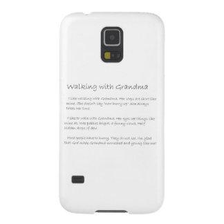 Love Grandma Case For Galaxy S5