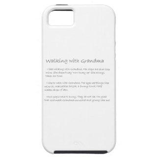 Love Grandma iPhone SE/5/5s Case
