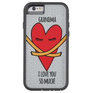 LOVE GRANDMA PHONE CASE