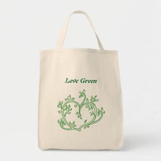 Love Green Bag