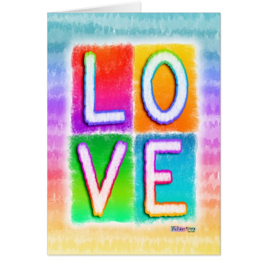Love Greeting Note Cards