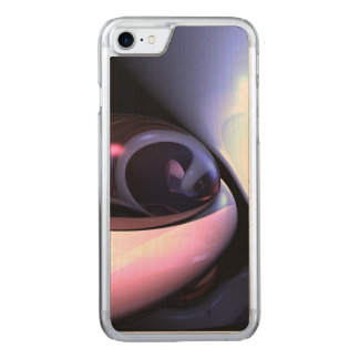 Love Grooves Abstract Carved iPhone 8/7 Case