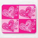 Love Grows 3 Mouse Pad
