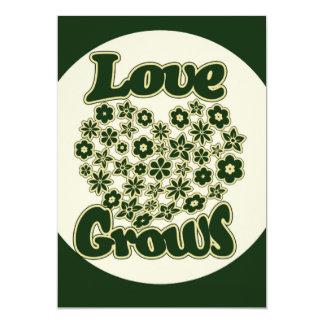 Love Grows Card
