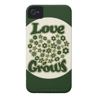 Love Grows iPhone 4 Cover