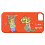 Love grows iPhone 5 covers
