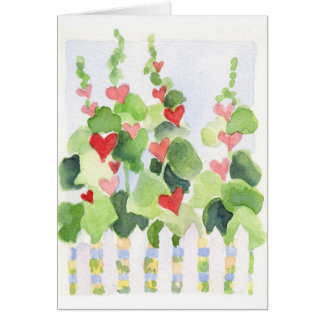 Love Grows - Note Card