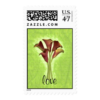 love grows stamp