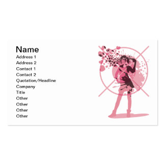 Love_Gun Business Card