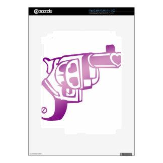 Love gun. iPad 2 skins