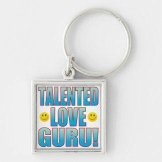 Love Guru Life B Keychain