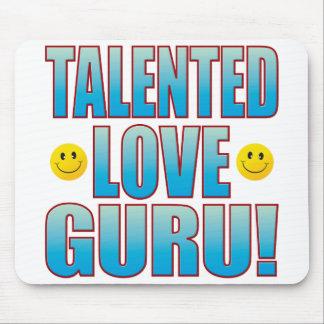 Love Guru Life B Mouse Pad