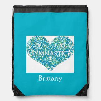 Love Gymnastics Cinch Bag